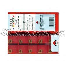 CCMT 060204 HM JT4025 Твердосплавная пластина