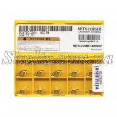 DCMT 070204 US735 Твердосплавная пластина