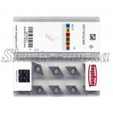 DCMT 11T304 - PS(J) NS530 Кермет пластина