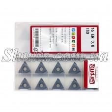 16 ER 0,8 ISO Carpfite Твердосплавная пластина