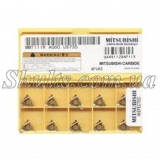 11 IR AG 60 US735 Твердосплавная пластина
