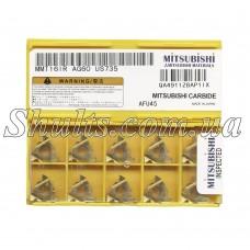 16 IR AG 60 US735 Твердосплавная пластина