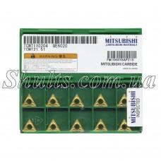 TCMT 110204 UE6020 Твердосплавная пластина