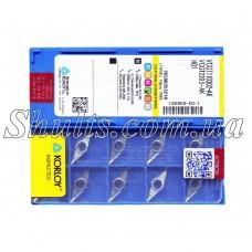 VCGT 110302 - AK H01 Твердосплавная пластина