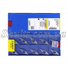 VCGT 160402 - AK H01 Твердосплавная пластина