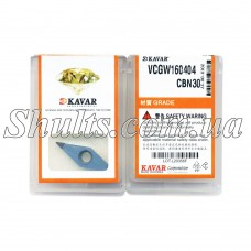 VCGW 160404 CBN 30 Кубический нитрид бора CBN