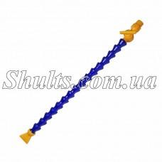 Трубка СОЖ G1/4 плоская с краником