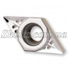 DCGT 070202 AL K10 Твердосплавная пластина