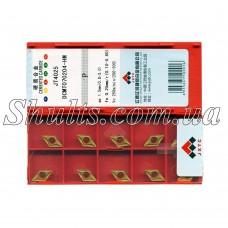 DCMT 070204-HM JT4025 Твердосплавная пластина