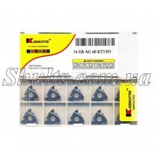 16 ER AG60 KT1505 Keencutter Твердосплавная пластина
