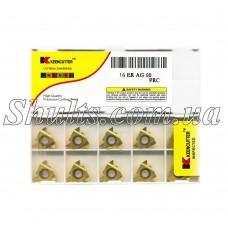 16 ER AG60 PRC Keencutter Твердосплавная пластина