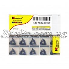 16 IR AG60 KT1505 Keencutter Твердосплавная пластина