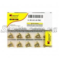 16 IR AG60 PRC Keencutter Твердосплавная пластина