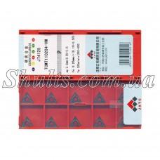 TCMT 110204 HM JT4125 Твердосплавная пластина