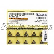 TCMT 110204 VP15TF Твердосплавная пластина
